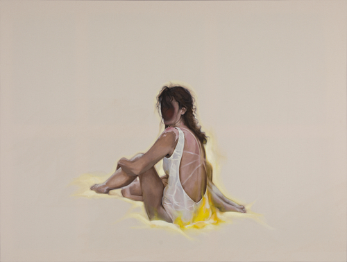 oil on cotton, 146x193 cm